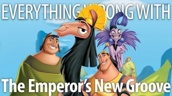 CinemaSins - Everything wrong with the emperor's new groove