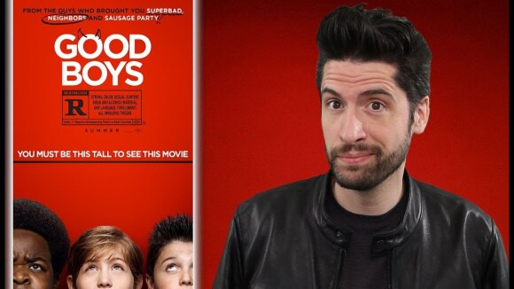 Jeremy Jahns - Good boys - movie review