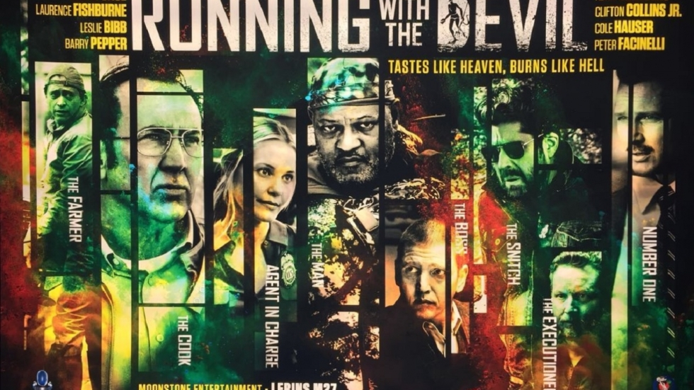 Trailer: Nicolas Cage jaagt op gestolen drugs in 'Running With The Devil'