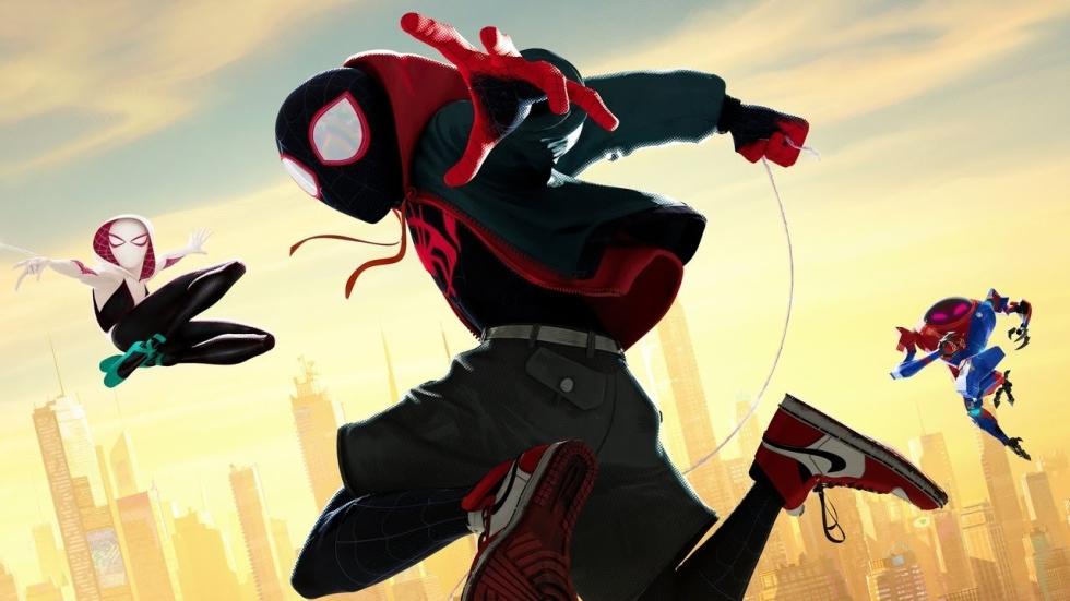 Geweldig: 'Spider-Man: Into The Spider-Verse' staat nu op Netflix!