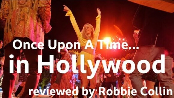 Kremode and Mayo - Once upon a time... in hollywood reviewed by robbie collin