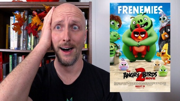 Channel Awesome - The angry birds movie 2 - doug reviews