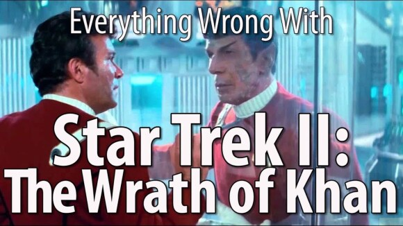 CinemaSins - Everything wrong with star trek ii: the wrath of khan