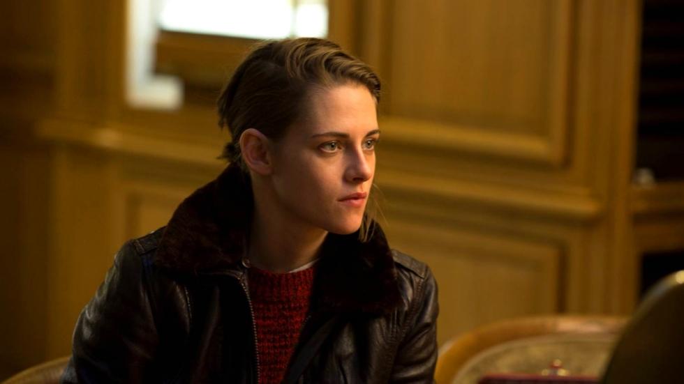 Kristen Stewart te zien op eerste foto's van 'Underwater'