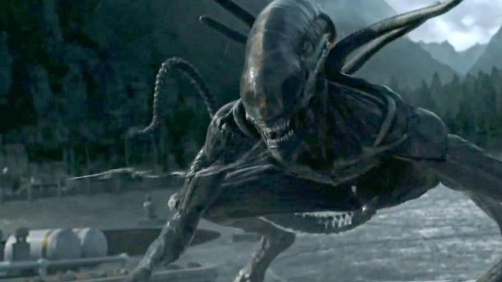 Gave nieuwe korte Alien-film introduceert een nieuwe Xenomorph