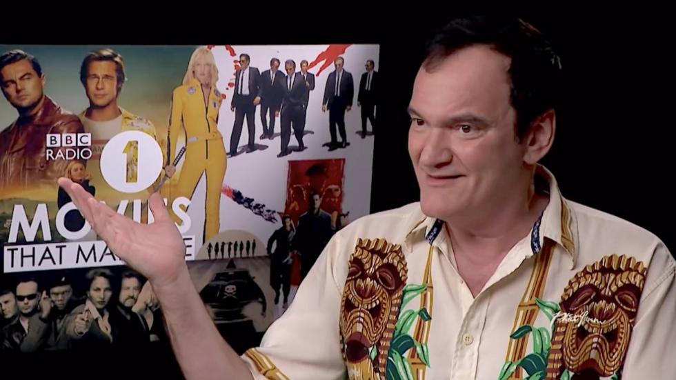 Aanrader: Interview met Quentin Tarantino over zijn grote invloed als filmmaker
