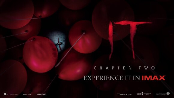 It Chapter Two IMAX trailer
