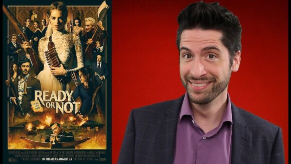 Jeremy Jahns - Ready or not - movie review