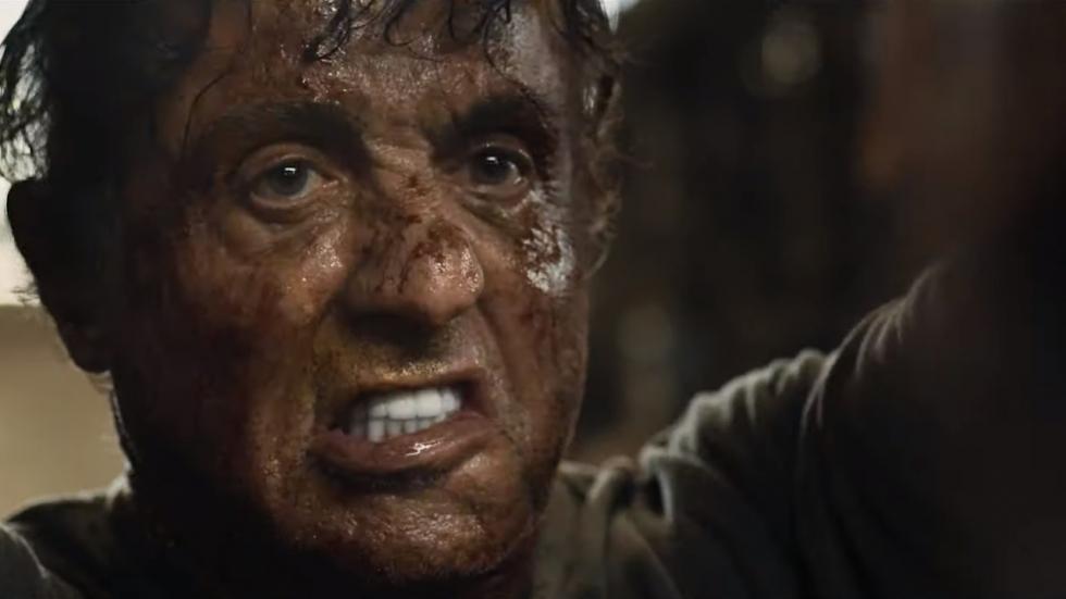 Bloederige actie in trailer 'Rambo: Last Blood'!