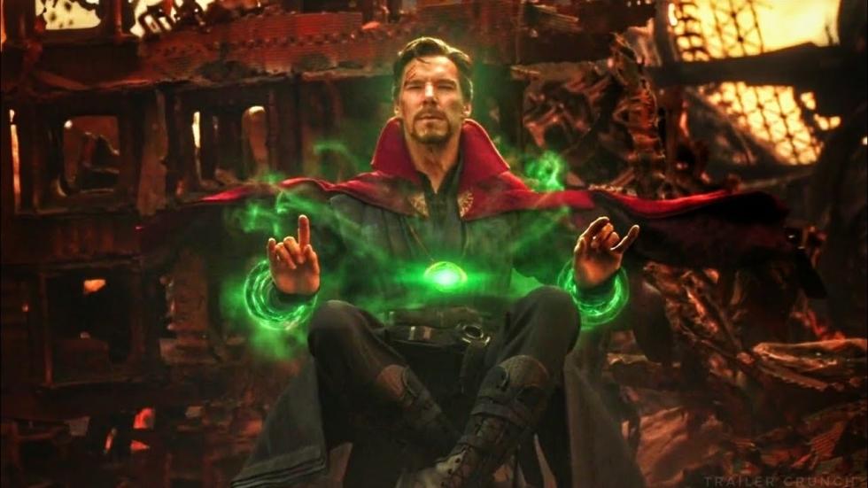 Gruwelijk lot voor Doctor Strange in 'Avengers: Infinity War'