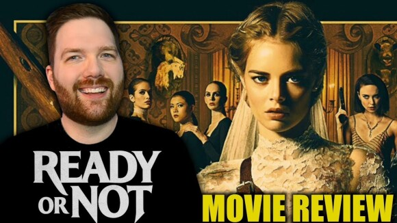 Chris Stuckmann - Ready or not - movie review