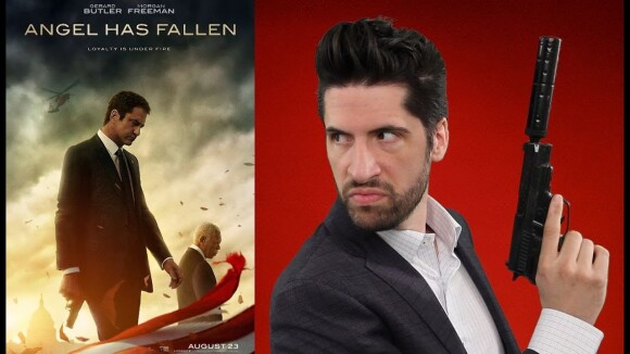 Jeremy Jahns - Angel has fallen - movie review