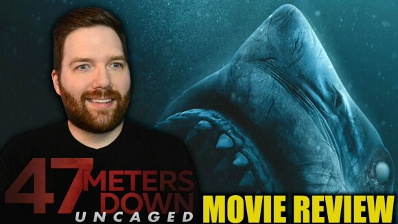 Chris Stuckmann - 47 meters down: uncaged - movie review
