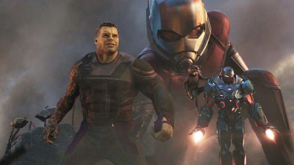 Bizar Hulk-pak voor Mark Ruffalo tijdens 'Avengers: Endgame'-opnames!