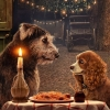 Trailers en posters Disney+ films 'Lady and the Tramp' en 'Noelle'