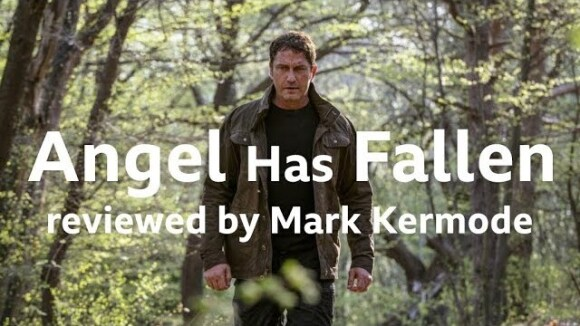 Kremode and Mayo - Angel has fallen reviewed by mark kermode
