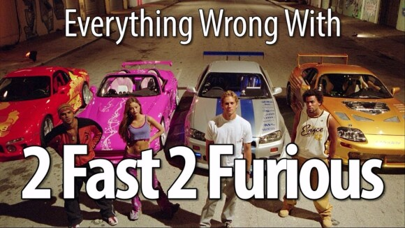 CinemaSins - Everything wrong with 2 fast 2 furious in 18 minutes or less