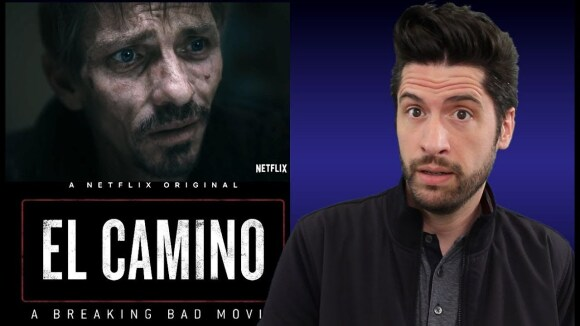 Jeremy Jahns - El camino: a breaking bad movie - trailer (my thoughts)