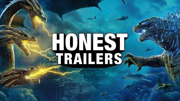 ScreenJunkies - Honest trailers   godzilla: king of the monsters