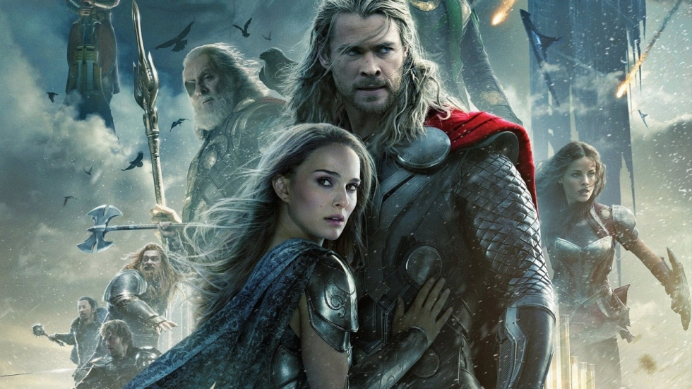 Beide Thors in 'Thor: Love and Thunder'