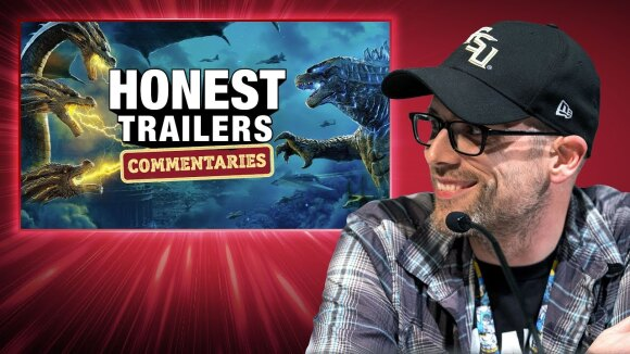 ScreenJunkies - Honest trailers commentary   godzilla: king of the monsters