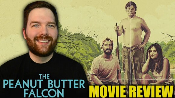 Chris Stuckmann - The peanut butter falcon - movie review
