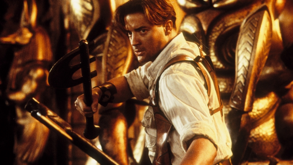 Brendan Fraser ziet vierde 'The Mummy' wel zitten