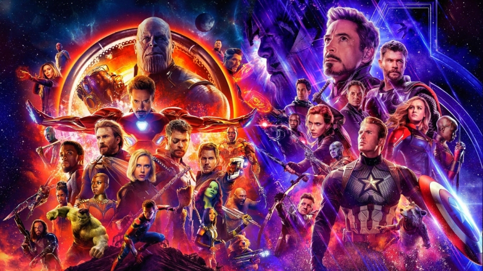 Poll: Beste van de 23 film in 'The Infinity Saga' van het Marvel Cinematic Universe