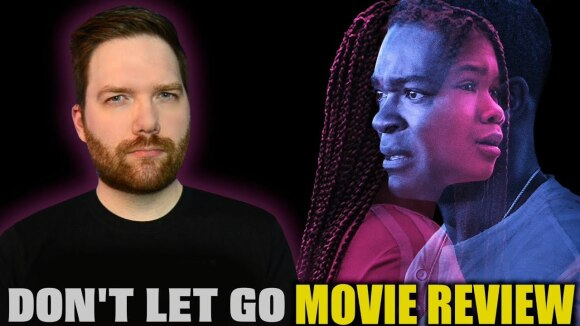 Chris Stuckmann - Don't let go - movie review