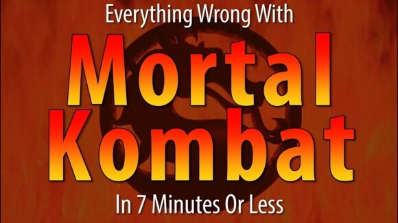 CinemaSins - Everything wrong with mortal kombat in 7 minutes or less