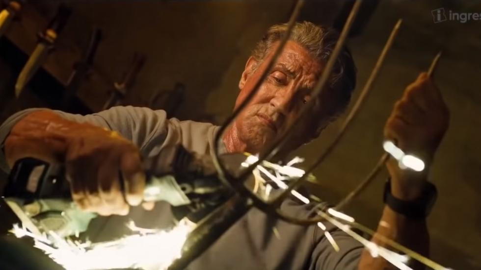 Nieuwe zeer brute trailer 'Rambo: Last Blood'