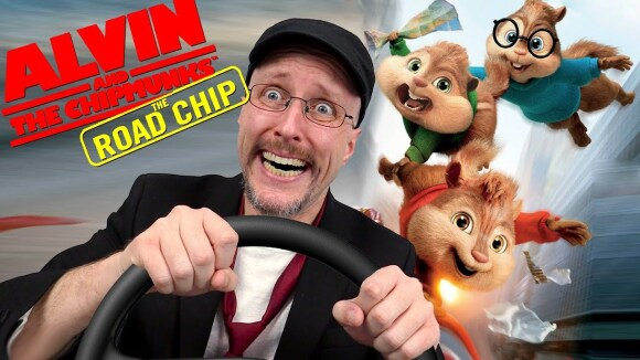 Channel Awesome - Alvin and the chipmunks: the road chip - nostalgia critic
