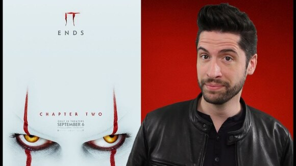Jeremy Jahns - It: chapter 2 - movie review