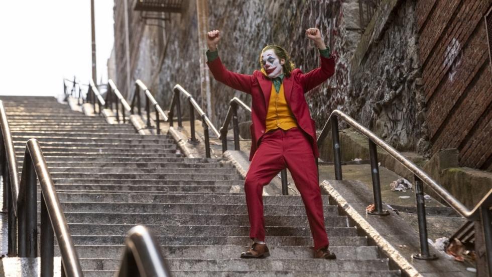 DC-film 'Joker' wint zeer verrassend de Gouden Leeuw!