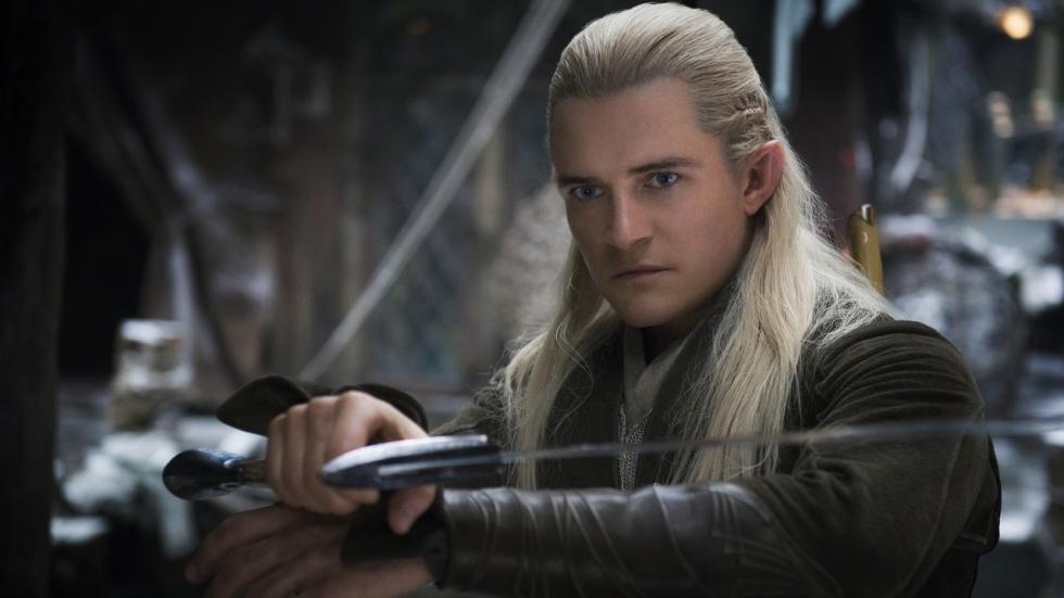 Orlando Bloom kreeg schijntje voor 'The Lord of the Rings'-films