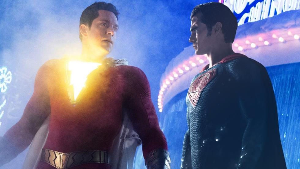 Superman-acteur uit 'Shazam!' onthuld