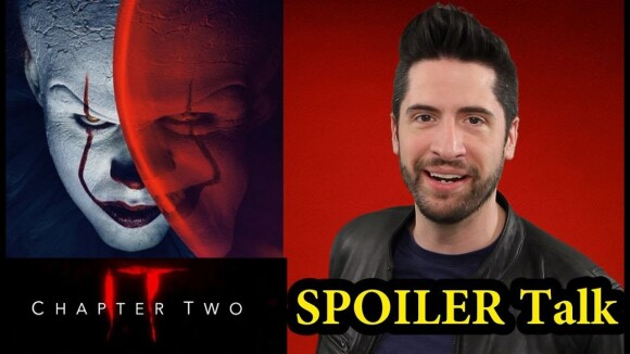 Jeremy Jahns - It: chapter 2 - spoiler talk