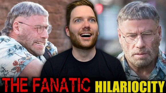 Chris Stuckmann - The fanatic - hilariocity review