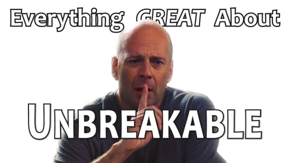 CinemaWins - Everything great about unbreakable!