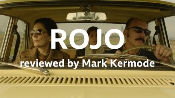 Kremode and Mayo - Rojo reviewed by mark kermode