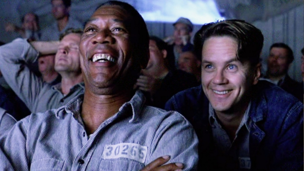 Morgan Freeman weigerde oorspronkelijk einde van 'The Shawshank Redemption'