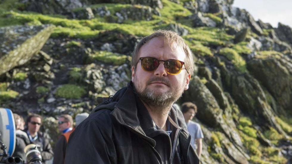 Rian Johnson geeft 'update' over zijn 'Star Wars'-trilogie
