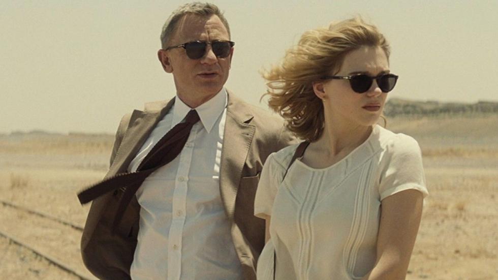 Nieuwe foto's 'No Time To Die': Daniel Craig blijft stijlvol als James Bond