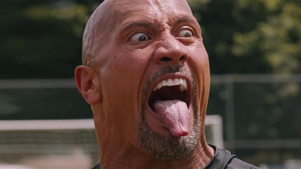 Dwayne Johnson deelt opnieuw sneer uit naar 'Fast & Furious'-collega's