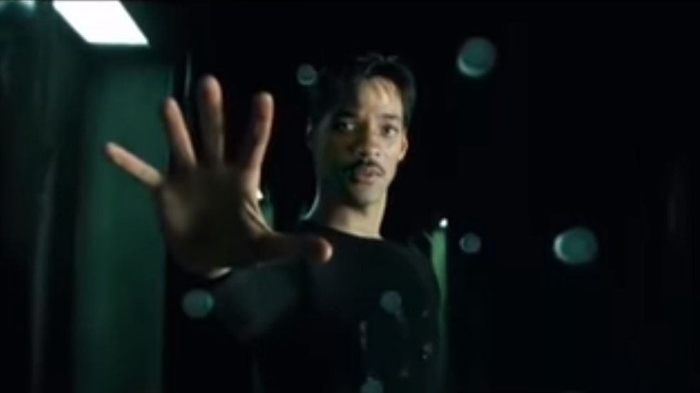 Cool: Deepfake van Will Smith als Keanu Reeves in 'The Matrix'