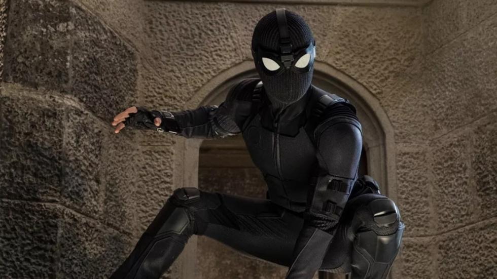Tom Holland als Venom op coole fanart!