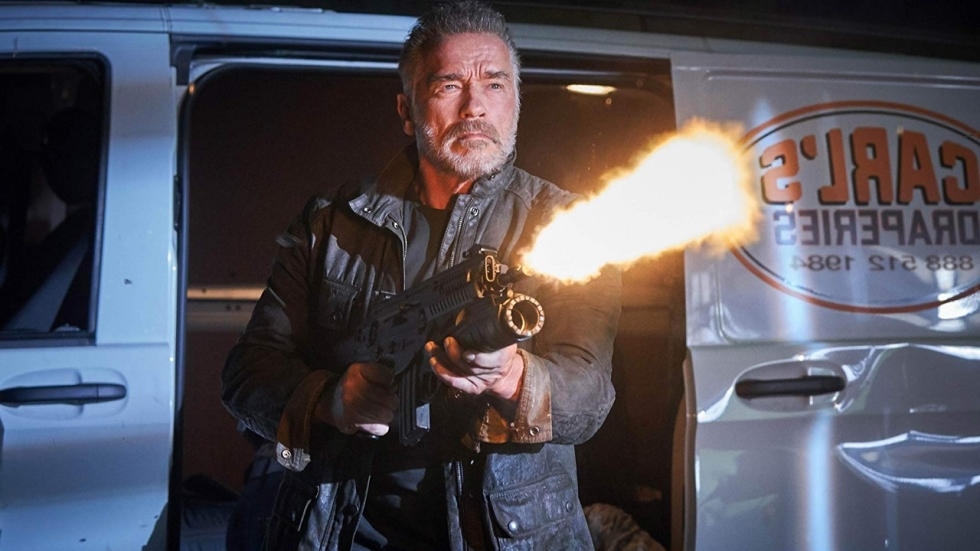 Vier gloednieuwe personageposters voor 'Terminator: Dark Fate'!