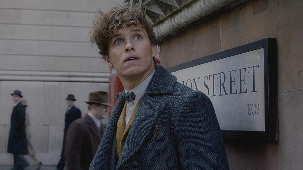 Eddie Redmayne ('Fantastic Beasts') solliciteert naar rol van [...] in 'The Batman'