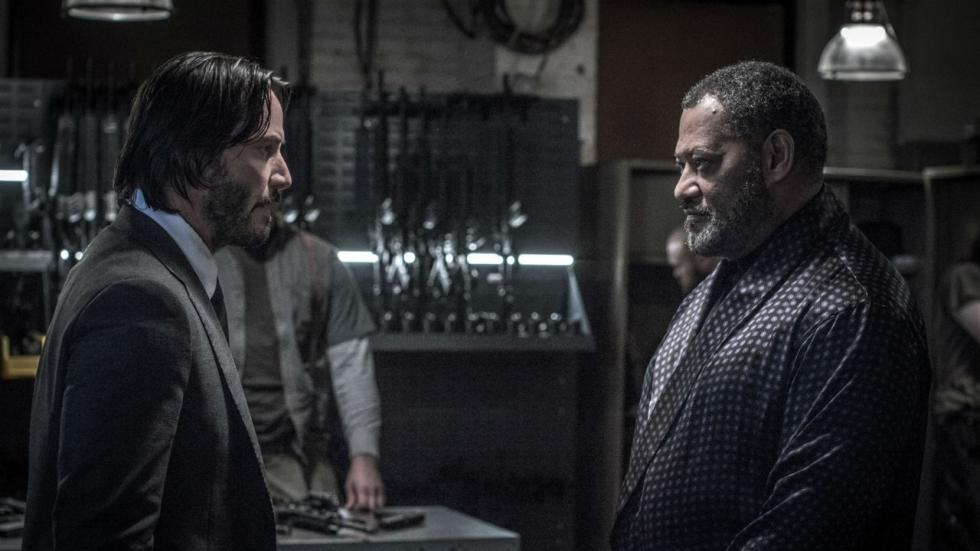 Gaan we meer 'Matrix'-acteurs in de volgende 'John Wick'-film zien?