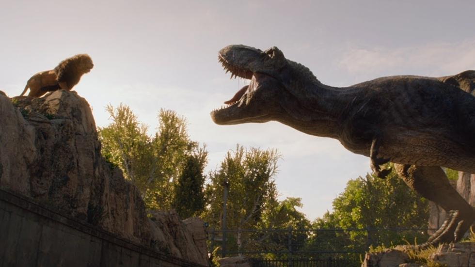 Korte 'Jurassic World'-film toont gevolgen van 'Fallen Kingdom'